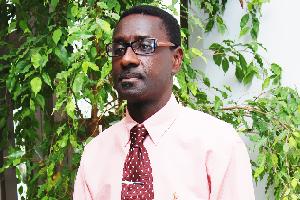 Elder J.K. Opoku Ansah
